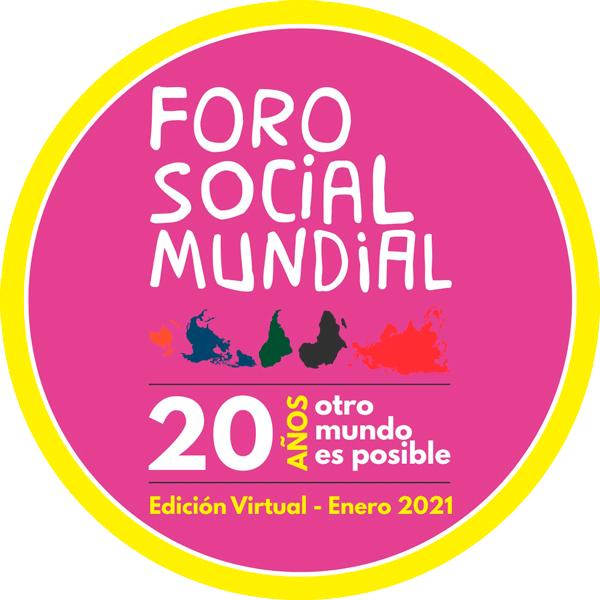 foro Social Mundial 20 años.