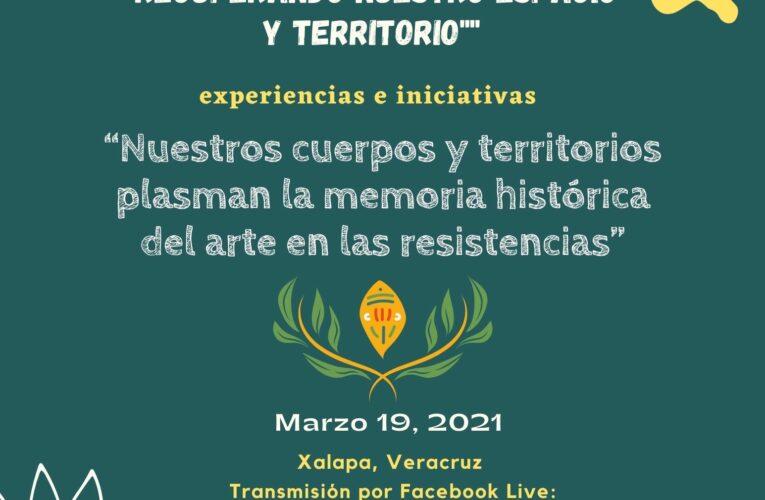 Coloquio,Recuperando nuestro espacio y territorio,experiencias e iniciativas >